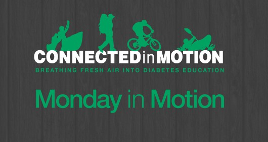 June 3rd Monday in Motion Recap: Disclosing diabetes and team sports