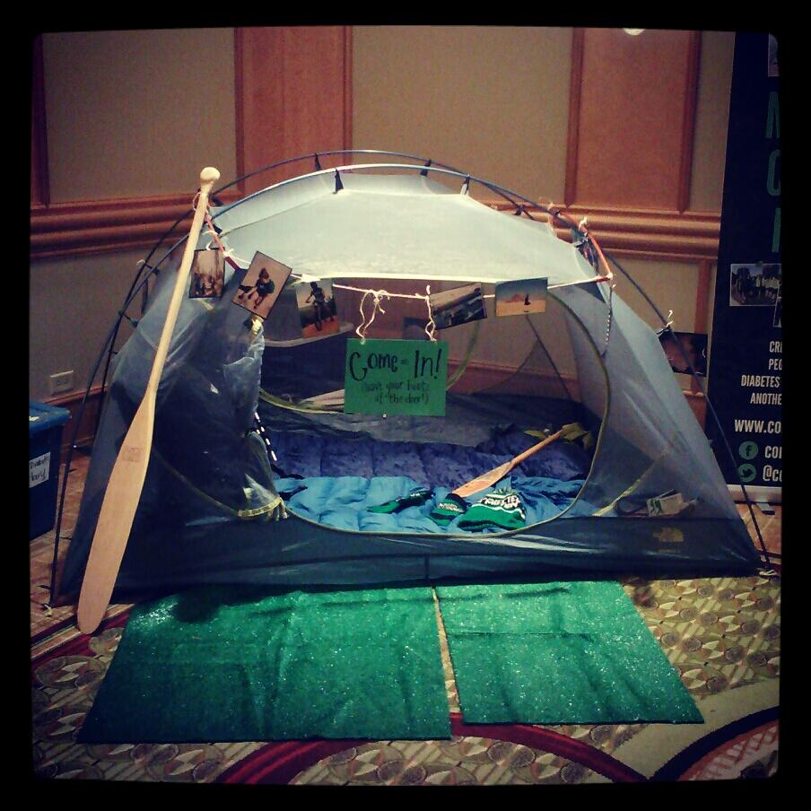 CIM Tent