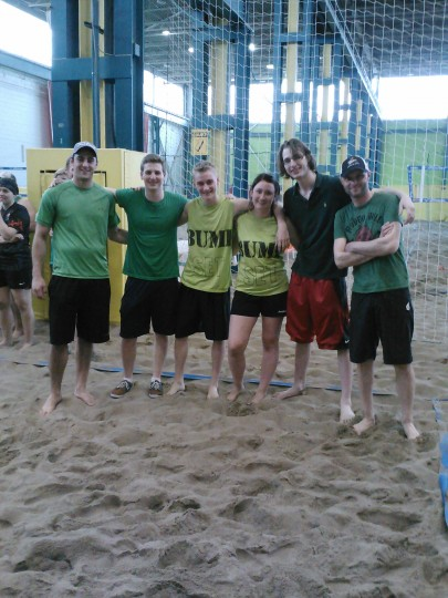Mixed Lancets rocking the B Division Runner Up title!