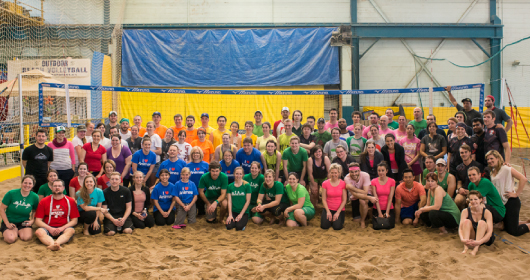 Bumps & Pumps Beach Volleyball