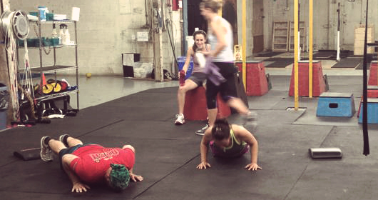CIM does CrossFit
