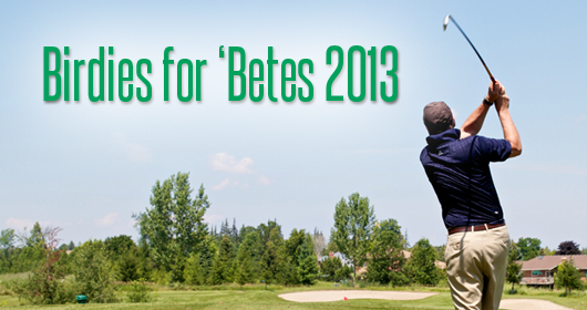 Recap: Birdies for 'Betes 2013