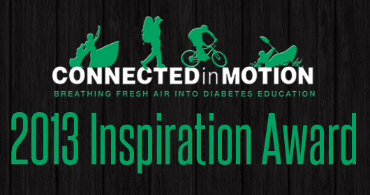 And the 2013 Inspiration Award goes to…