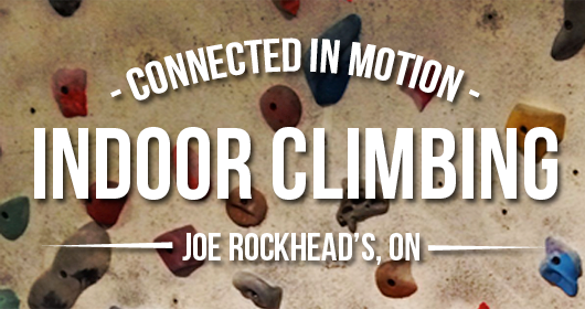 Event Recap: March Indoor Climbing Day