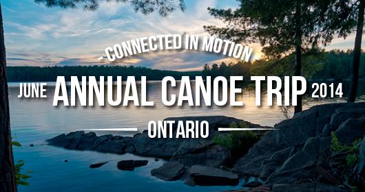 Event Recap: Annual Canoe Trip 2014