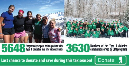 Help us change lives. Last chance to donate for 2014 tax savings!