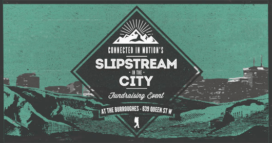 Slipstream in the City – Silent Auction 2014