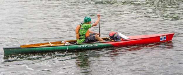 Race Recap: #T1DCanoer and Muskoka River X