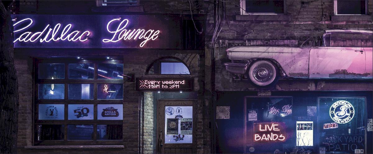 Cadillac Lounge