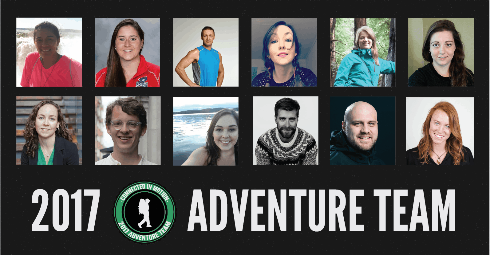 2017 Adventure Team Photo Blog