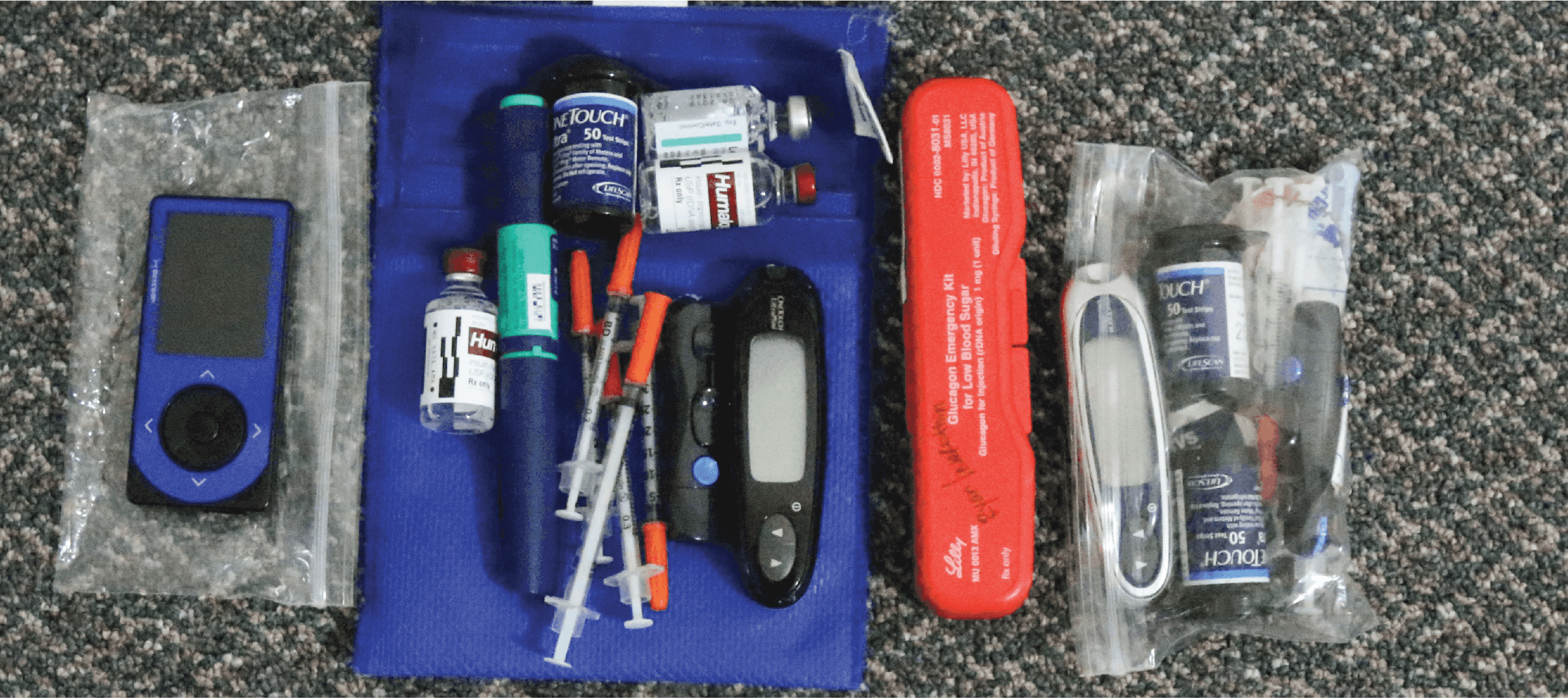 Into the Woods with Diabetes…More Than Just the Numbers
