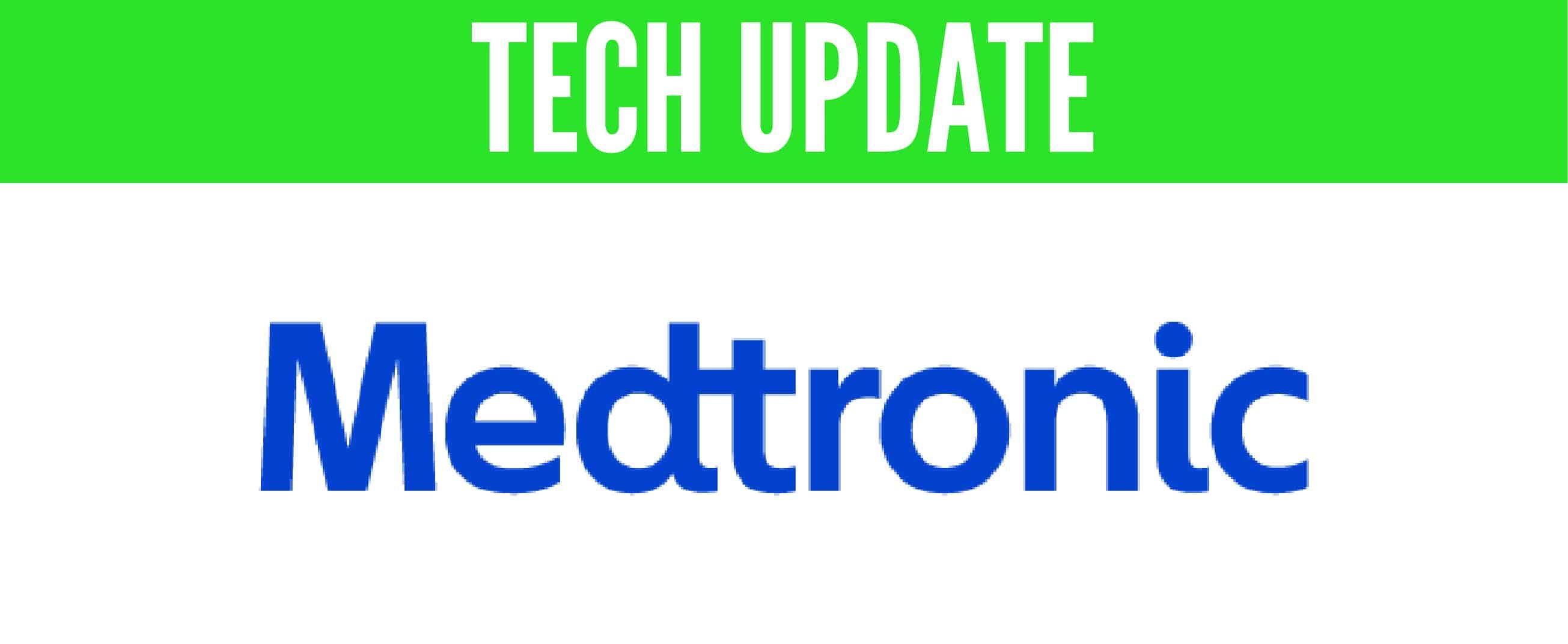 Tech Update: Medtronic (CANADA)