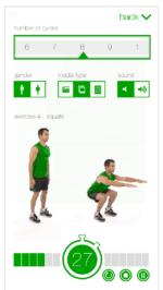 Diabetes App - 7 Minute Workout