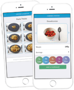 Diabetes App - Carbs & Cals