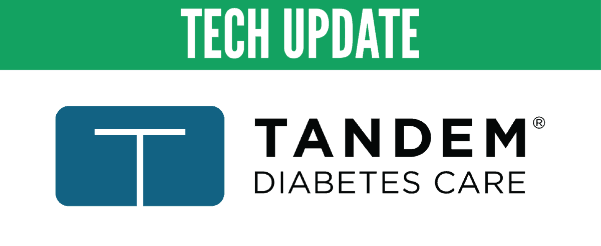 Tech Update: Tandem | Connected in Motion